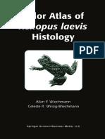 Color Atlas of Xenopuslaevis Histology