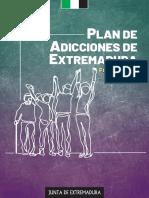 Plan de Adicciones de Extremadura Definitivo Web 2-7-19