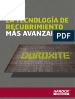 Duroxite Brochure Es