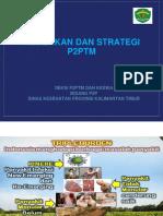 Kebijakan P2PTM 2019