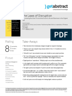 The Laws of Disruption Downes en 12448