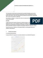 Caracterizacion y Evaluacion de La Planta de Trituracion de Mincivil s