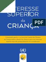 INTERESSE SUPERIOR DA CRIANÇA