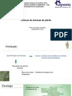 Avaliação de Doenças de Plantas Fitopatologia
