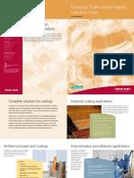 Drewplus Foam Control Agents Selection Guide