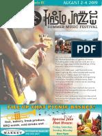 Kaslo Jazz Fest 2019
