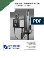 Manual Operación Dosificador Nitrógeno