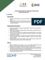 2. Recomendaciones Tecnicas Unidades Fotovoltaicas-ctos Fazni-ipse-16022018