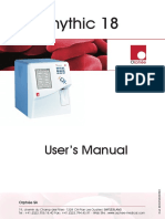 M18 - User Manual