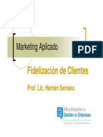 Fidelizacion-Cliente nuevo