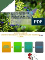 Decreto 1333 de 2018