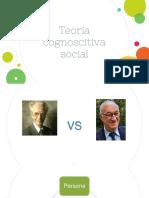 Teoría cognoscitiva social