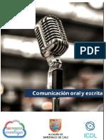 La Comunicacion Oral y Escrita