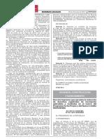 Decreto Supremo Nº 021-2019-Vivienda (Peruweek.pe)