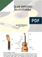 Guía de Guitarra