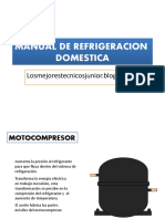 MANUAL DE REFRIGERACION DOMESTICA.ppsx