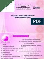 IAPT (investigación acción participativa transformadora)