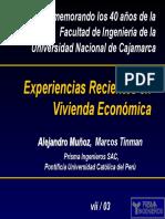 vivienda economica cajamarca