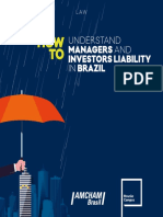 How to Understand Managers Investors Liability in Brazil
