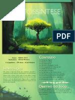 Fotossintese Manual Mandala 124349