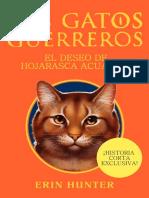 Gatos Guerreros - El Deseo de Hojarasca Acuática