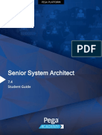 Senior System Architect Student Guide