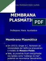_MEMBRANAPLASMATICA-PERMEABILIDADE.ppt