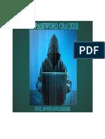Zip Password Cracker