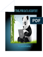 Pandas Tool for Data Scientist