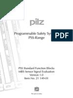 Pilz-pss Gm504s Documentation English