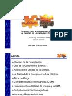 IVAN Definiciones y Terminologia de Calidad de Energia Electrica [Autoguardado]