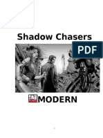 D&D D20 Shadow Chasers