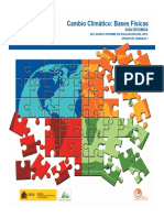 5to Resumen Informe IPCC