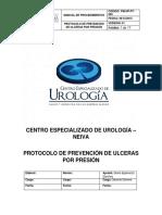 05. Protocolo de Prevención de Ulceras Por Presión