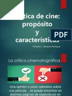 critica cinematográfica