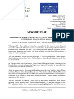 New Release Regarding First Amended Complaint 07.30.2019