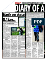 Diary of a spy [Martin McGartland] who was set up to be murdered by Northumbria Police, Special Branch and MI5 -  Part 1 of 2