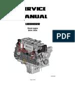 Liebherr D936 manual