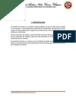 Informe de Compresion No Confinada Oficial