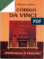 Saenz Ramiro - El Codigo Da Vinci - Denuncia o Fraude