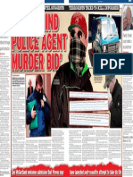 Former Undercover agent - Martin McGartland - Murder Bid.   Northumbria Police [Police, special branch and MI5) Lies, cover ups and dirty tricks