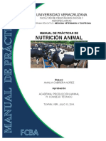 22 Manual de Practicas de Nutricion Animal