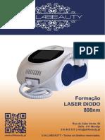 MANUAL Laser Diodo