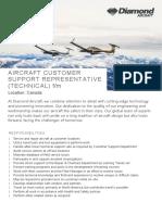Aircraft Customer Support Repr. Tech (2)