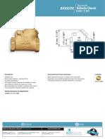 E499.13 BR Especificaciones
