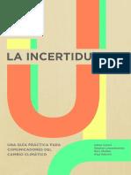 Climate Outreach Uncertainty Handbook Spanish 1