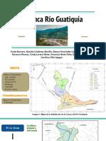 Presentación Cuenca Del Río Guatiquia