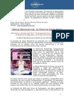 Congresosalud - Articulo - Salud Geometrica (Sep 08)