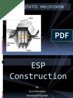 Electrostatic Precipitator Ppt by Ran