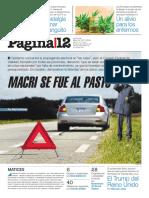 Diario Página 12.